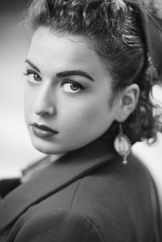 Model for a day Project: Giulia