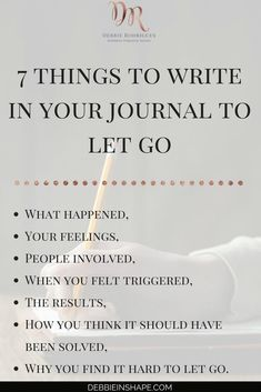 Journaling can be a powerful form of therapy and an outlet for feelings to manifest themselves. Next time you're dealing with negative emotions surrounding an event try journaling. Vie Motivation, Fitness Motivation, Coaching, Journal Writing Prompts, Good Vibe, Self Development, Personal Development, Self Improvement, Self Help