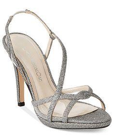 Caparros Shoes, Gillian Platform Evening Sandals - Shoes - Macys