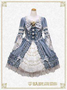 BtSSB | Marie Antoinette Rococo OP