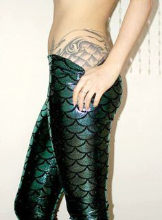 Waves and mermaid scales. amazing.