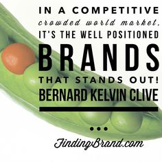 Stand out! #quote #brand #branding #marketing