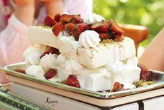 Marja-marenki-jäätelökakku | Kotivinkki