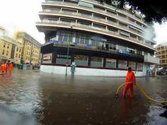 Las precipitaciones caídas este miércoles sobre Tenerife han dejado en el municipio de Puerto de la Cruz 130 litros por metro cuadrado, según informa el Ayuntamiento portuense.