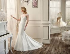 Fashion bride 2016 - Collection NICOLE.  NIAB16039. Wedding Dress Nicole.