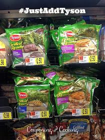 Couponing & Cooking: #ad: Light & Easy Bruschetta Chicken Pasta {Tyson Grilled & Ready Chicken Strips}