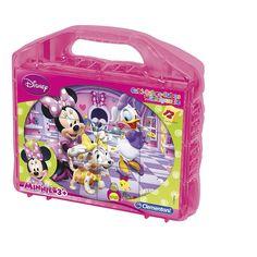 ¡Con el maletín de cubos de Minnie tus peques no pararán de divertirse!
