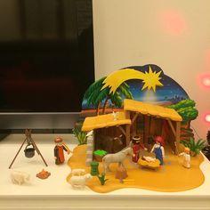 #christmas #natale #presepe #playmobil #remagiarriveranno #dicembre #feste #evviva #regali