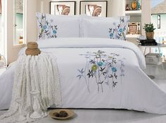 CanadaBedAndBath.com - Bedding   Duvet Covers   Fashion Bedding   Comforter Sets   Comforter Covers Breeze by Patlin Funky *New*