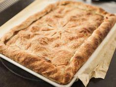 Peach Slab Pie Recipe | Ree Drummond | Food Network