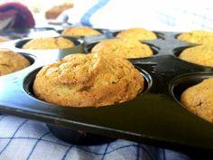 New Recipe: Almond & Pumpkin Bread!