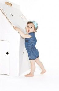 Great baby denim overall from Little Marc Jacobs ss13
