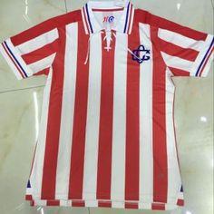 1b2b3fc572a Chivas 110th Anniversary White&Red Football Replica Shirt Chivas 110th  Anniversary White&Red Football Replica Shirt [H00348] - $17.99 : Cheap  Soccer Jerseys ...