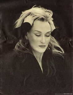 """All that attention to the perfect lighting, the perfect this, the perfect that, I find terribly annoying.""—  Meryl Streep"