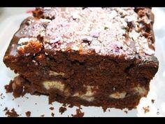 Recette moelleux au chocolat, bananes et noix