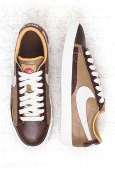 d84cb3d36b Nike  Blazer Low Vintage NRG  Sneaker (Men) available at by melissagarsia