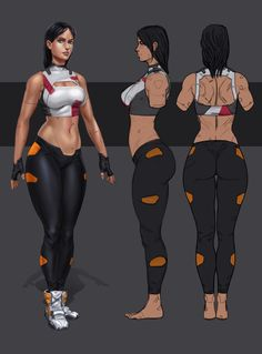ArtStation - Main Character Design, Salvador Trakal