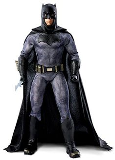 Mattel Batman v Superman Dawn of Justice Batman Collectible Doll Barbie Collection Black Label * Continue to the product at the image link-affiliate link.