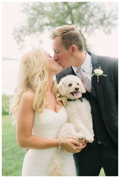 Bride and Groom's Best Friend