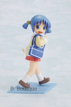 Nichijou cute chibi OFFICIAL JAPAN figure Mio Naganohara anime