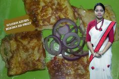 http://www.sunandaskitchen.com #omelette, #omeletterecipe,
