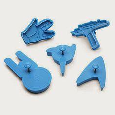 Moldes de Galletas Star Trek | Merchandising Películas