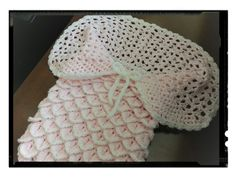 Baby blanket, infant cocoon or bunting