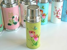 maybe a pretty thermos for your tea