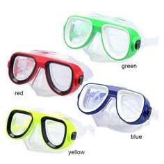 Swimming Glasses Child adult Silicone Diving Mirror Soft and Comfortable HD anti-fogging Mirror