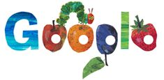First Day of Autumn 2009 - Design by Eric Carle of the children's book, The very hungry caterpillar Google Doodles, Doodle 4 Google, Eric Carle, First Day Of Autumn, Doodle 2, Web Design, Happy Belated Birthday, 40th Birthday, Very Hungry Caterpillar