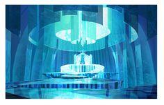 throne elsa frozen castle concept disney early fantasy artwork episode
