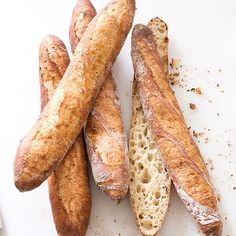<p>Most American baguettes are doughy and pale, and the recipes we found weren't much better. To get it right, we went to Paris to learn from the masters.</p>