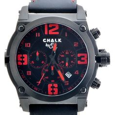 Chalk Quincy Stainless Steel Fashion Watch