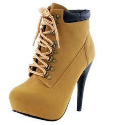 Zapatos taco alto - high-heeled shoes