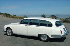 1965 Jaguar 3.8S Estate