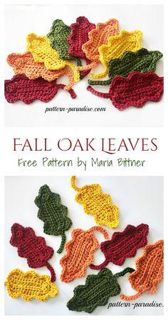 Crochet Leaf Patterns, Crochet Leaves, Crochet Designs, Poncho Patterns, Crochet Ripple, Form Crochet, Crochet Motif, Crochet Tea Cosy Free Pattern, Knitted Flowers Free