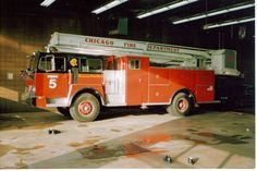 chicago squad 5's old rig