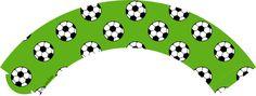 Set de Fútbol: Imprimibles para Fiestas, Invitaciones y Cajas para Imprimir Gratis. | Ideas y material gratis para fiestas y celebraciones Oh My Fiesta!