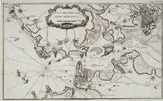 1 vue  - Carte de L'Orient et du Port Louis / Bellin (géographe). (ouvre la visionneuse)