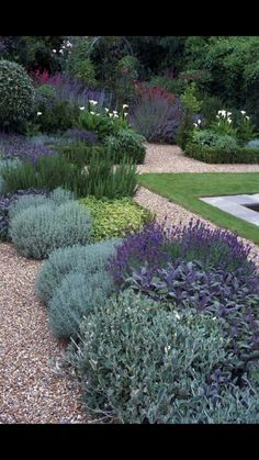 Top Cool Tips: Large Backyard Garden Projects low maintenance garden ideas beautiful.Backyard Garden Diy Tips And Tricks front garden ideas retaining wall.Backyard Garden Fruit Tips. Garden Landscaping, Rock Garden Landscaping, Plants, Backyard Garden, Mediterranean Garden, Beautiful Gardens, Country Gardening, Cottage Garden Design, Landscape