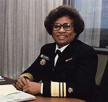 Joycelyn Elders - the best Surgeon General we've ever had!
