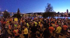 Crowded at the Portland Exchange! #NuunHTC #HTC14