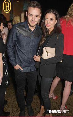 Liam & Sophia at Jamie Oliver's party tonight