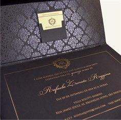 RAFAELA - Convite 15 anos - 30 x 22,5 cm