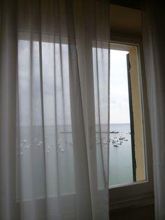 """Camera di """"Hotel Miramare Sestri Levante"""", Sestri Levante Liguria Italia (Luglio)"""