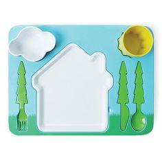 Landscape Dinner Set Kids