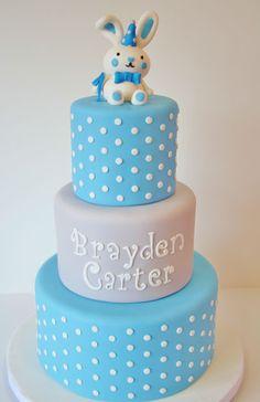 Birthday Cakes NJ - Blue Bunny Custom Cakes