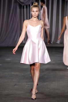 Christian Siriano Spring 2013 Ready-to-Wear Fashion Show Collection