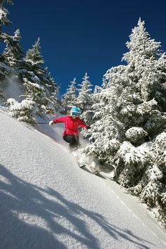 EAST: 2. Smugglers' Notch, Vermont, has terrain for skiers of all abilities, plus family programs. #ResortSurvey
