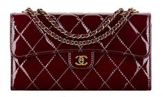 Chanel Metiers d'Art 2016 collection. Chanel Long Flap Wallet